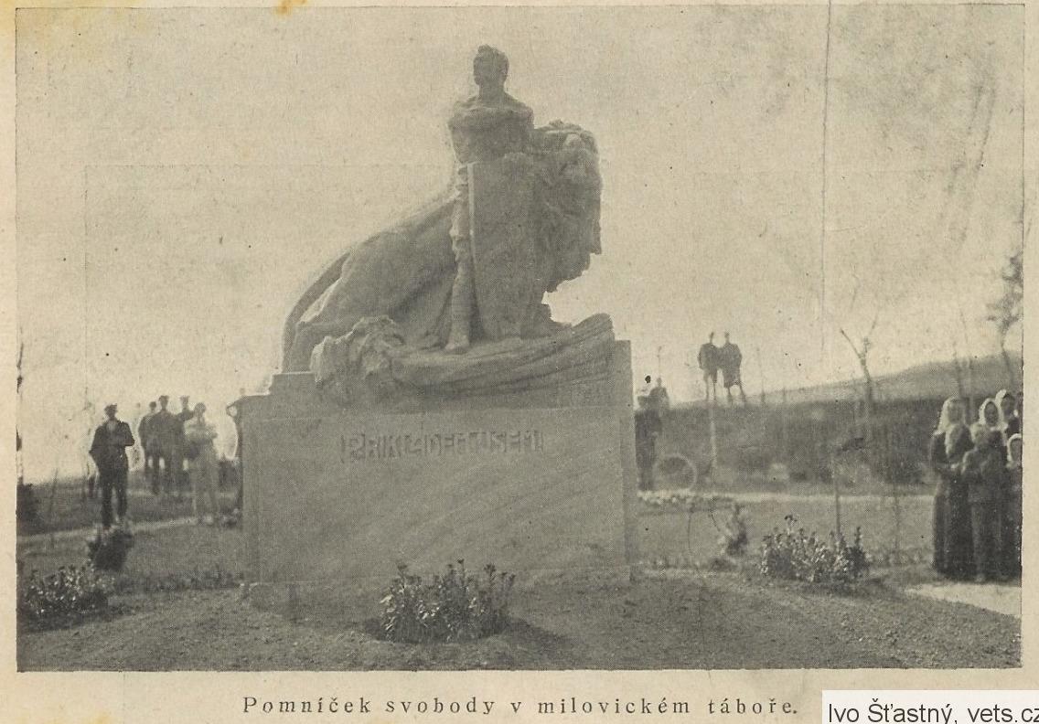 Odhalení pomníku