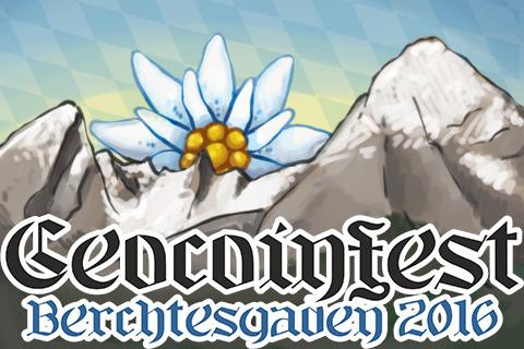Geocoinfest Europe 2016 - Berchtesgaden