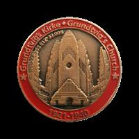 Grundtvigs Kirke Kobber
