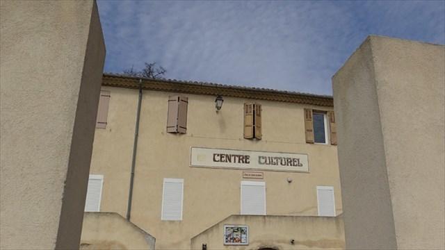 Le centre culturel Jacques Santucci
