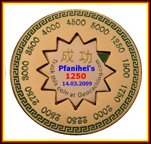 """Pfanihel's """"1250er"""" found GC"""