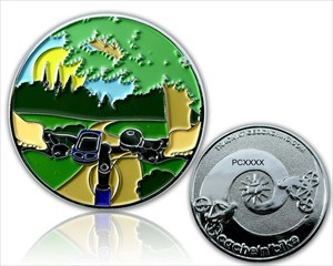 Cache´n Bike Geocoin