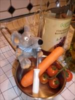 Rémy in seiner Küche - Rémy in his kitchen