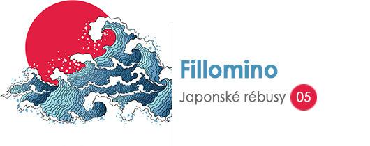 Japonské rébusy 5 - Fillomino