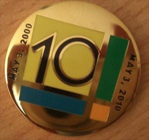 10 Years GC