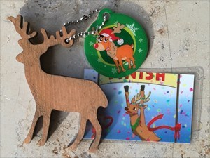 Santa's Reindeer DASHER