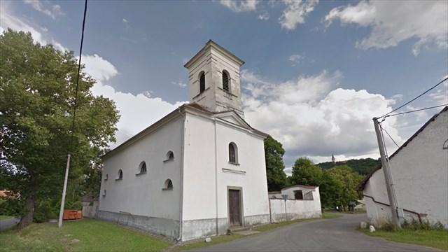 kostel sv. Markety