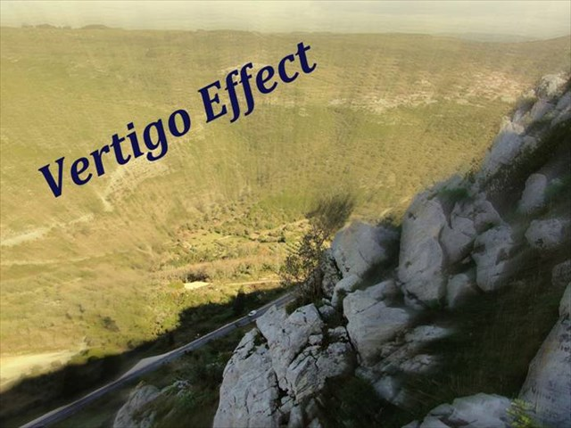 Vertigo Effect