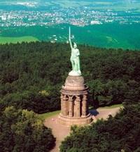 Hermannsdenkmal bei Detmold
