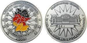 Germany 2007 Series 1 Geocoin