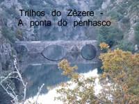 Trilhos do Zêzere - A ponta do penhasco