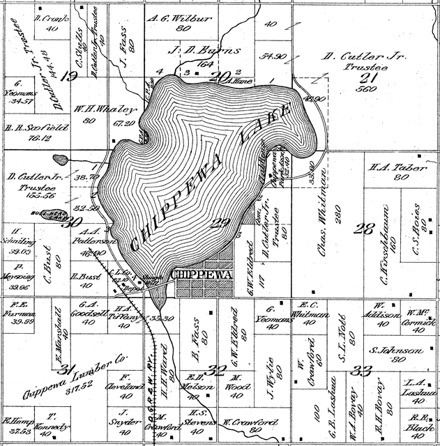 Ionia (MI) United States  City new picture : The coordinates were refined after the label on the cache was created ...