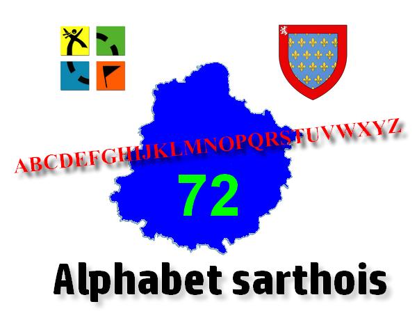 alphabet sarthois