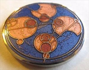 Time for circular gallifreyan