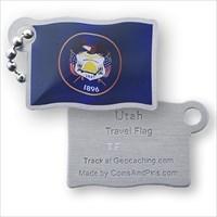 Travel Flag Utah