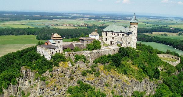 Hrad nad Pardubicemi