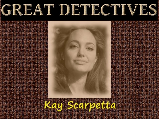Kay Scarpetta Film