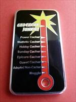 KatPunn's Cacher Thermometer Geocoin