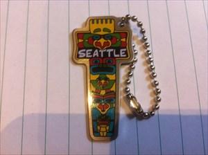 H's Seattle Totem