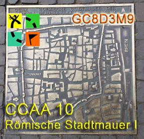 Logo Cache CCAA10