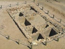 Salgadeiras romanas - Sines