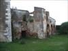 vista geral das ruinas