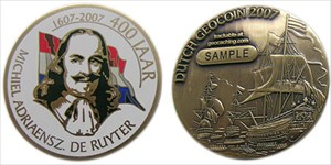 Dutch geocoin 2007
