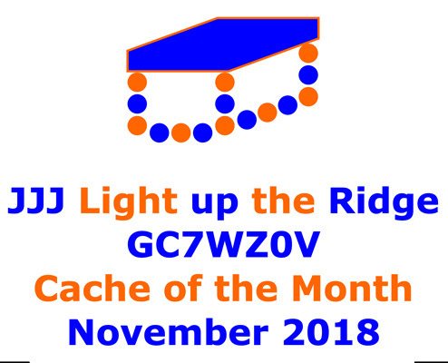 Cache of the Month November 2019