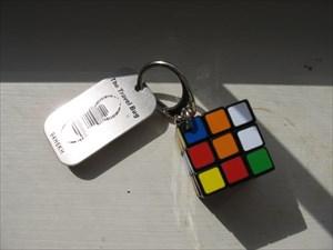 Traveling Rubik's Cube