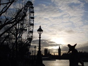 girry does london