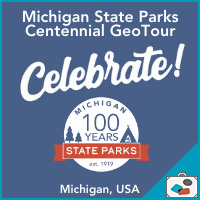 GeoTour: Michigan State Parks Centennial