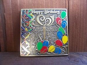 Geburtstags Coin Die Schlagis