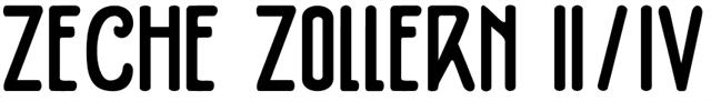 Zeche Zollern II/IV