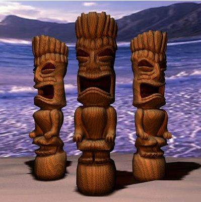 Kanaloa ancient tiki god of the sea
