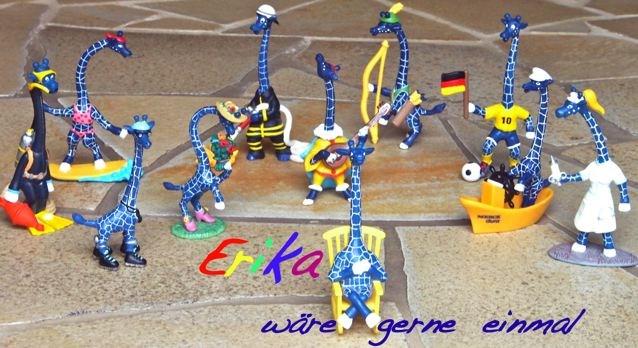 Titelbild Erika Serie