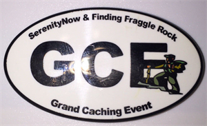 Grand Caching Event Geocoin