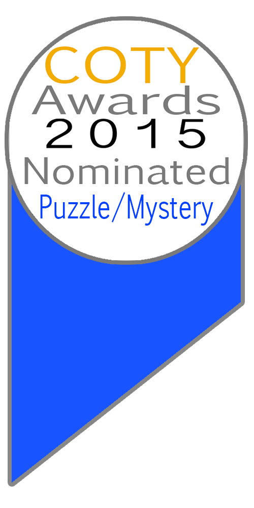 COTY Awards 2015 nominated puzzle/mystery