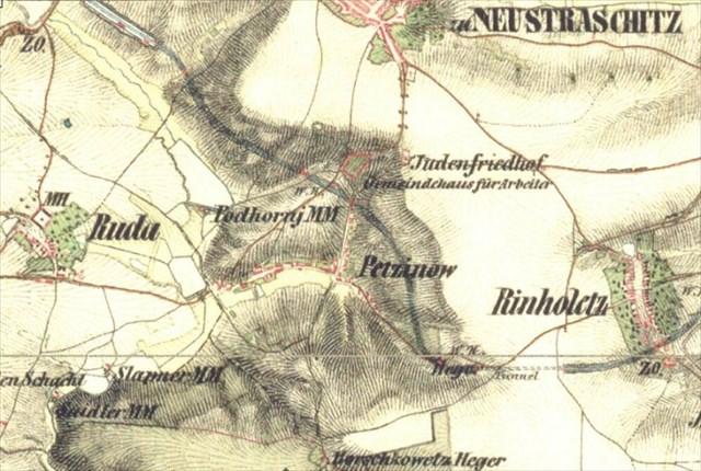 Druhé vojenské mapování, 1836