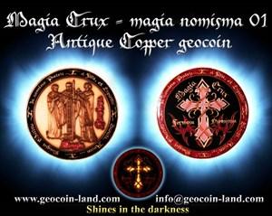 Magia Crux complet