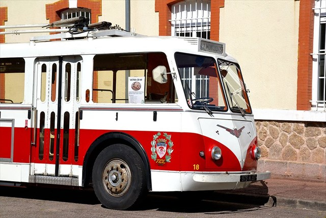 Gc68wz3 alphabet 87 lettre t trolleybus de limoges - Ligne bus limoges ...