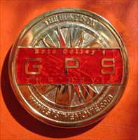 GPS The Movie coin