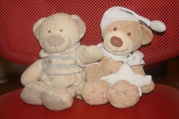 Lars und Teddy