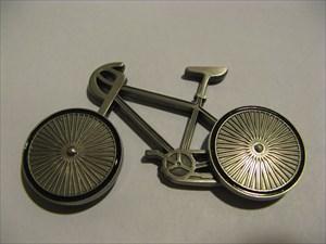 Bicycle Geocoin