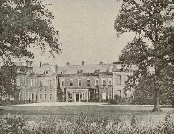 Shavington Hall