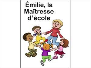 Emilie, la maîtresse d'école