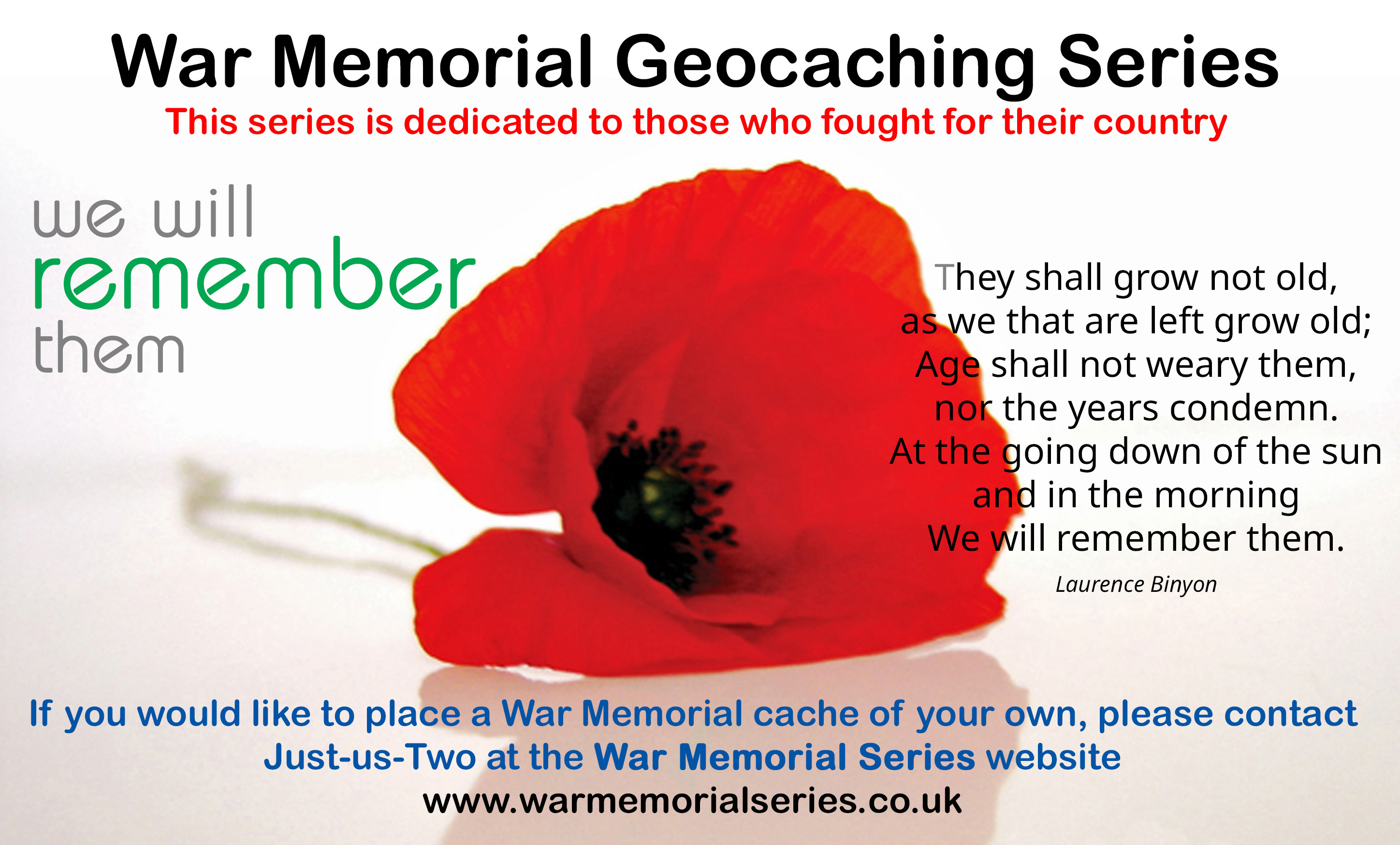 link to information about other WM We will remember them caches
