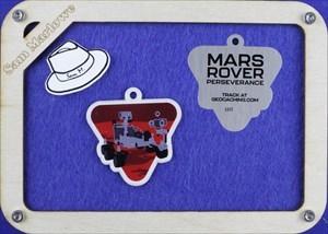 Mars Rover TAG