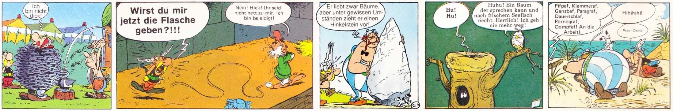 Asterix Und Obelix Deutsch