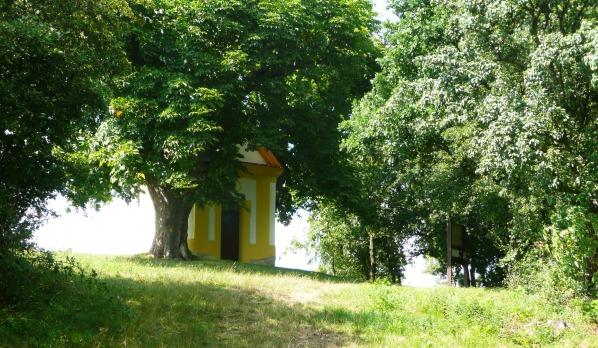Kaple ze staré cesty