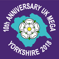 10th Anniversary UK Mega Event - Yorkshire 2018